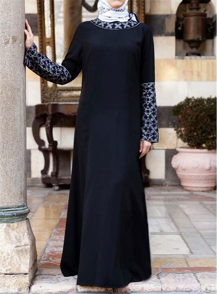 Habiba Dress - SHUKR UK #dress #abaya www.shukr.co.uk