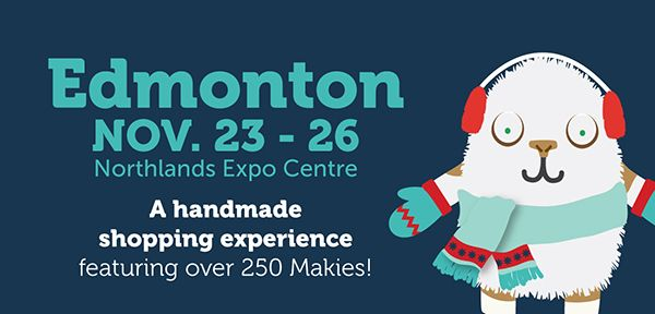 We're going to Make It Edmonton! We couldn't be more excited to showcase the KOUSa products.