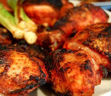 Ricette di Pollo Indiano