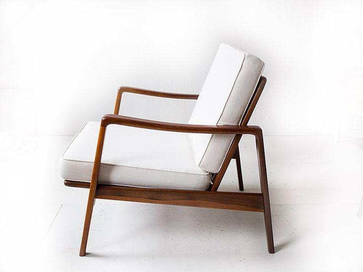 Deense fauteuil van Arne Wahl Iversen (sold) – Vintage Furniture Base