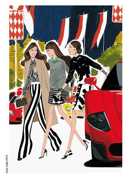 (••)                                                              Jordi Labanda Vogue Nippon 2013