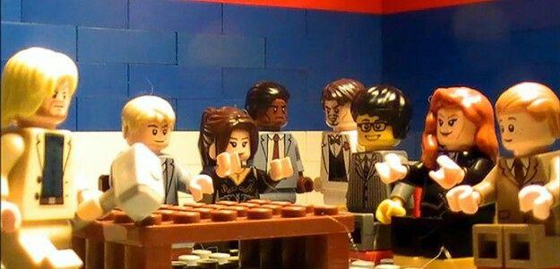 Avengers: Age of Ultron Lego Set #Avengers #Legos #AgeOfUltron
