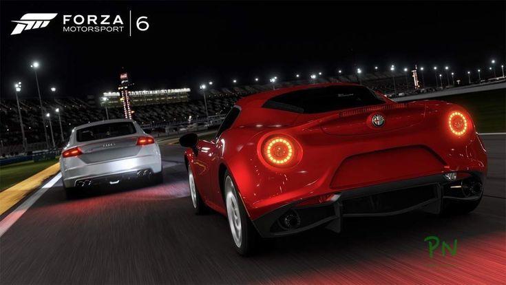 Forza Motorsport 6 ein Testbericht http://www.pokipsie.ch/spiele/digital/xbox-one/forza-motorsport-6/
