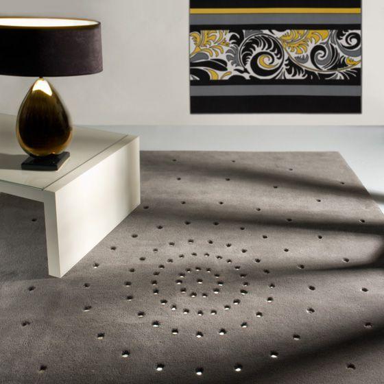 Ковер серого цвета SKYE.  #carpet #carpets #rugs #rug #interior #designer #ковер #ковры #дизайн  #marqis #antique