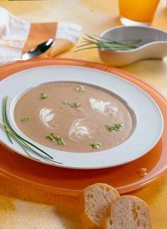 Cremige Maronensuppe