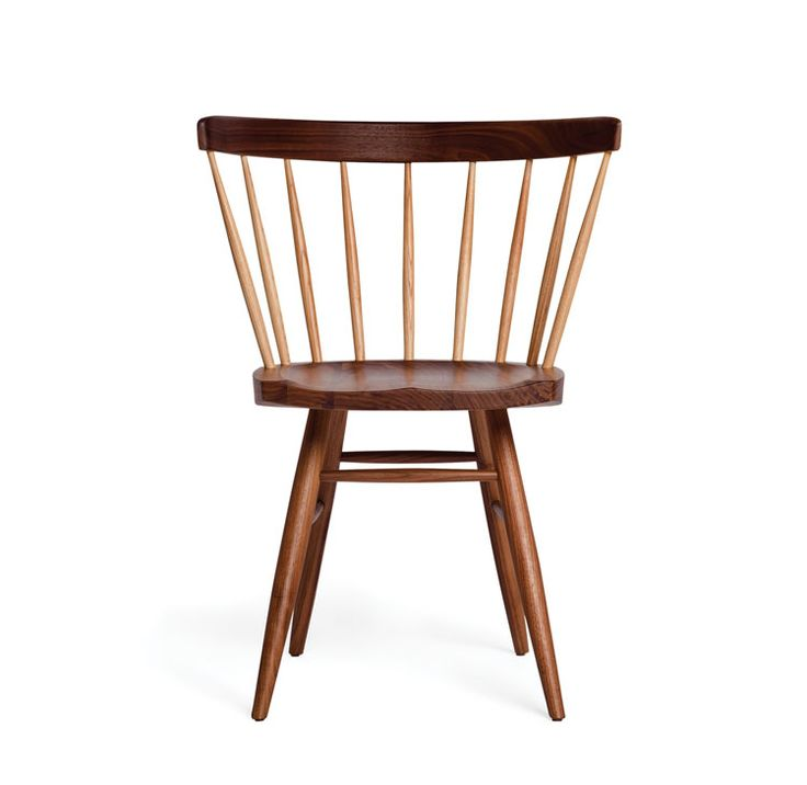 Knoll - Nakashima Straight Chair