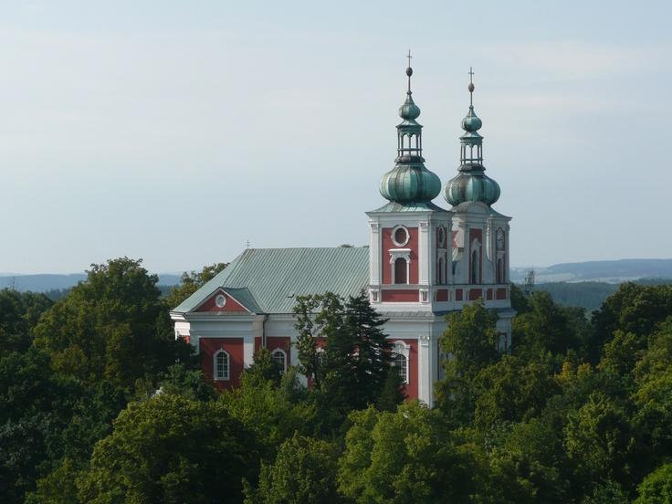 Cvilínský kostel (church)