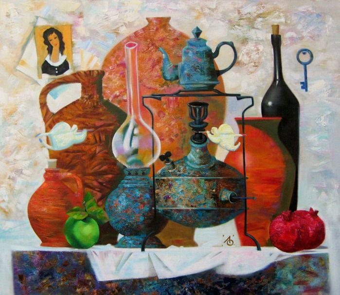 By Olga Larionov (B.1979)