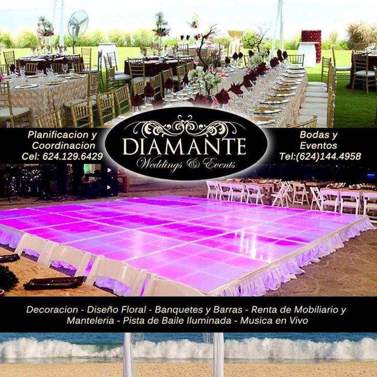 Diamante Weddings & Events Los Cabos