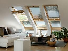 Ventanas en el techo