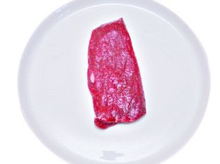 5.55mg Iron = 160g LAMB