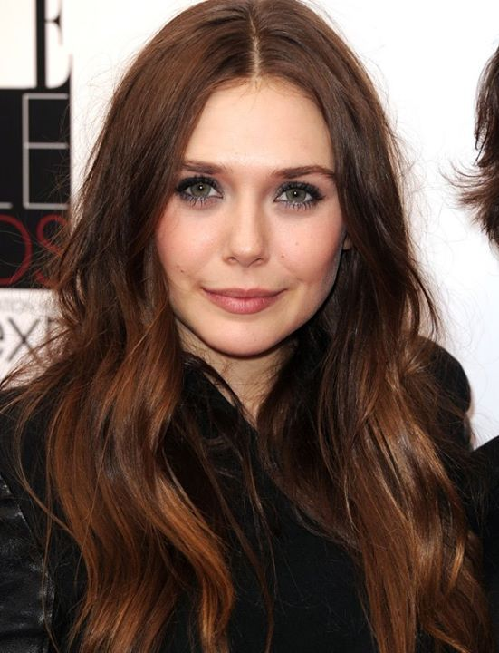 Want This Hair Chestnut Hair Color Brown Hair Pale Skin