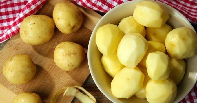 Plucher des pommes de terre on ne va pas se mentir c 39 est rarement une partie de plaisir et - Conservation pommes de terre cuites ...