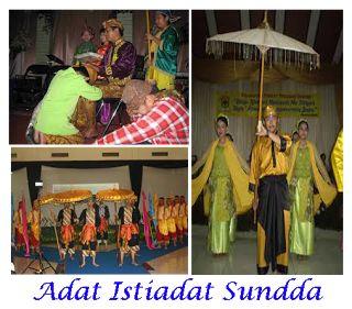 Sunda salah satu suku diindonesia yang tersebar di pulau jawa tepatnya di propinsi jawa barat, sunda memiliki tradisi atau upacar/ ritual yang unik, menarik dan memiliki nilai atau makana yang sangat tinggi