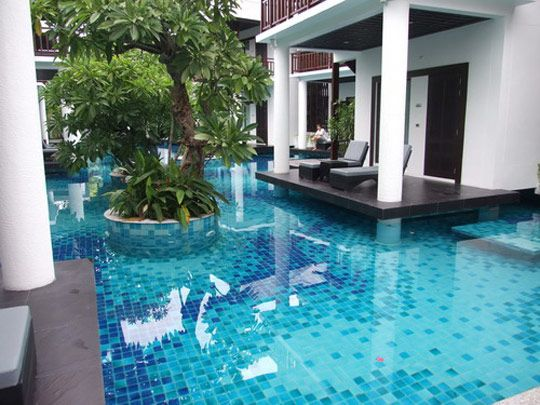 38 best images about pools spas and water features on for Pool design in kerala