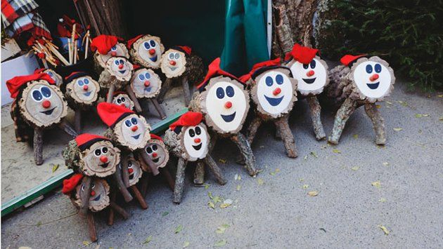 Christmas Traditions Around the World -- Barcelona's Caga Tio