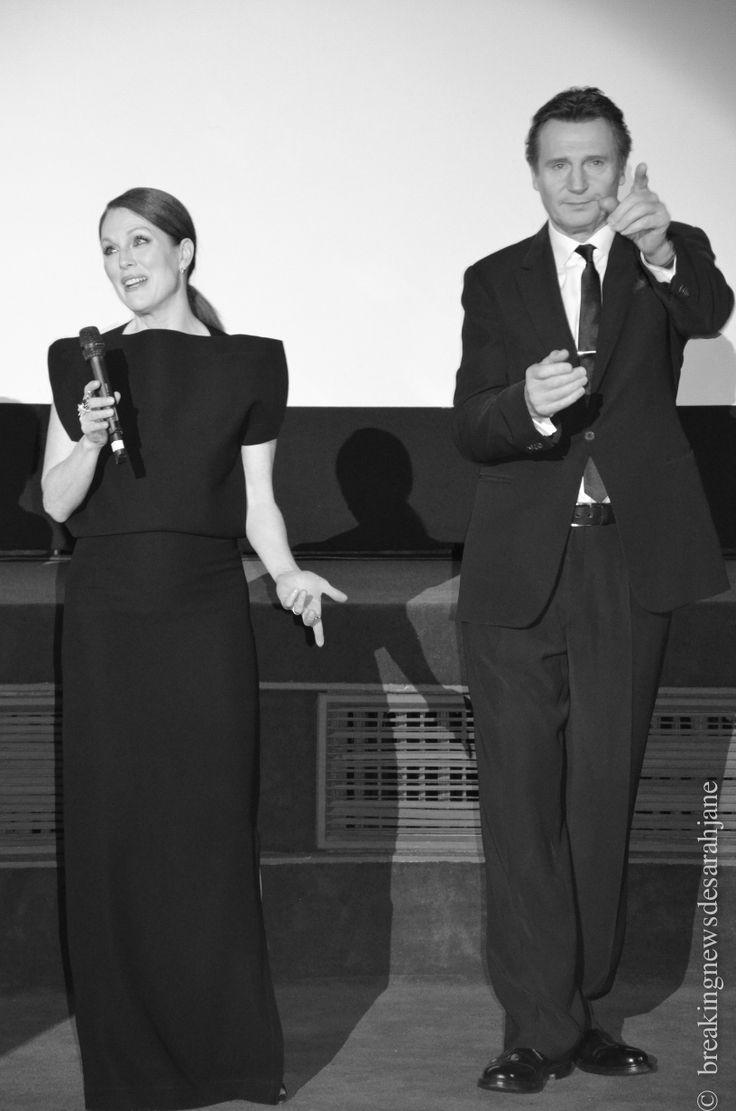 Un vol avec Liam Neeson #blog #nonstop #nonstopmovie #cinema #people #paris #movie #LiamNeeson #JulianneMoore #blackandwhite #black #white #evenement #photography #avantpremiere