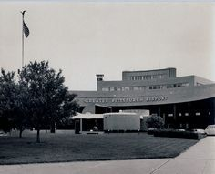 Old Pittsburgh International Airport