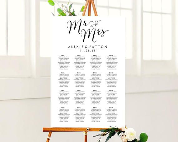 Best Seating Chart Templates Images On   A Frame