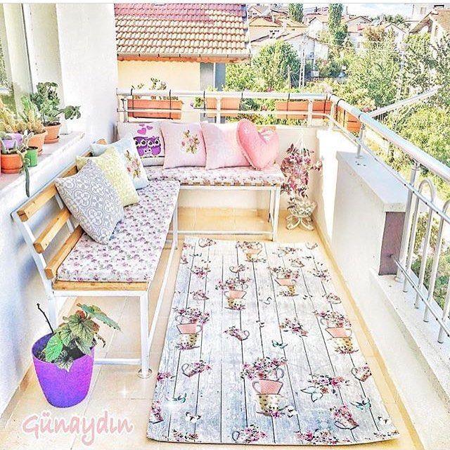 66 Best Balkon Dekor Images On Pinterest Balcony Ideas