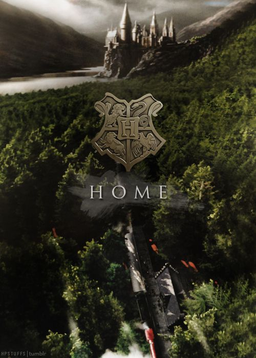 Hogwarts will always be there to welcome you home *sniffle*