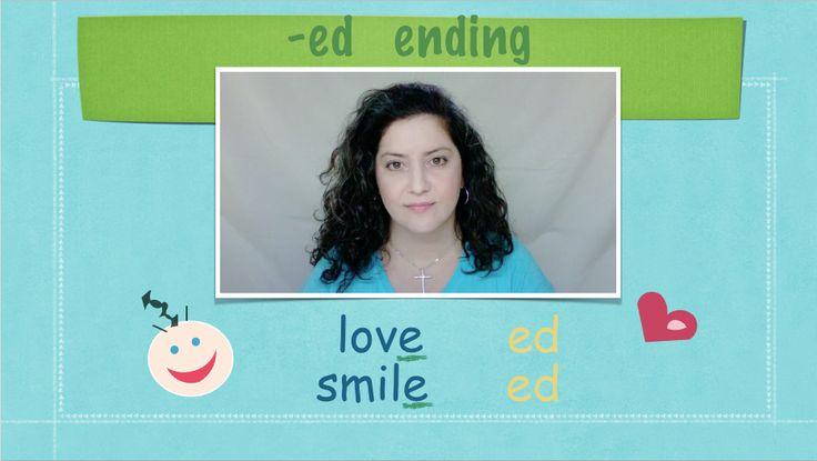 Spelling of -ed ending in verbs Μαθήματα Αγγλικών! Μάθε πώς προφέρουμε την κατάληξη -ed των ομαλών ρημάτων στα Αγγλικά. Δεν είναι πάντοτα η ίδια!  Learn how to pronounce the -ed ending of regular verbs in English correctly.