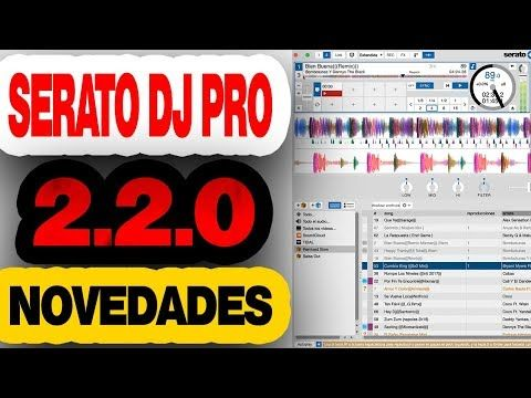 Serato DJ Pro 2 2 0 Crack is a very incredible and