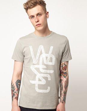 Image 1 ofWESC Logo T-Shirt