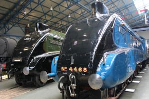 Events – The Great Goodbye – Gresley A4s, NRM Shildon