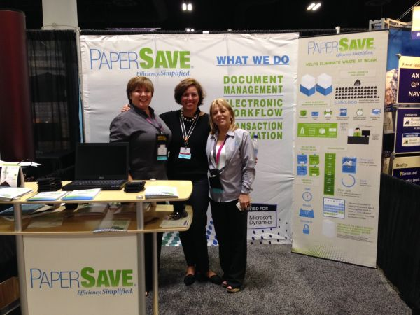 PaperSave, a leading provider of document management, electronic workflow & transaction (invoice) automation solution, is proud to support Microsoft Dynamics GPUG 2013 held at Tampa, Florida from October 21 - 25, 2013. GPUG also sponsors a Rack-n-Rave event. PaperSave's team will be available to demonstrate how PaperSave seamlessly integrates with Microsoft Dynamics GP, SL, AX and CRM.
