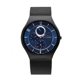 Skagen titanium mesh watch
