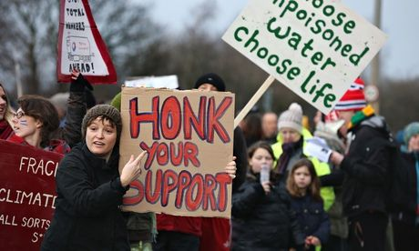 Allow fracking in national parks, says Environment Agency chief