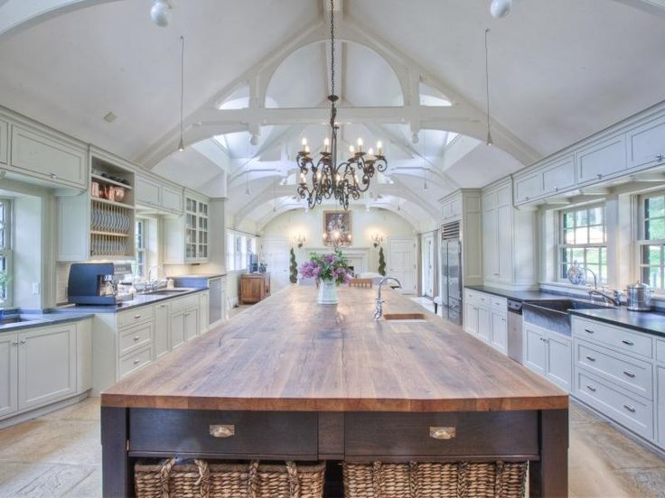 Kitchen Remodel Ideas With Vaulted Ceiling 47 Best Luxury Kitchens Images On Pinterest | Luxury