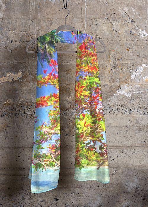 Modal Scarf - sheepsinthefog scarf by VIDA VIDA ilFAPMutM