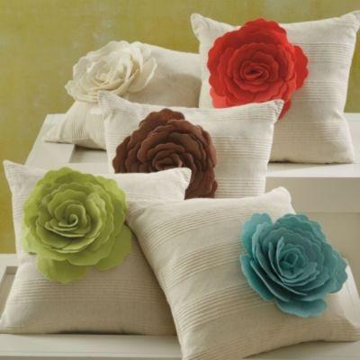 Eva Pillow  item #47243   $12!   grandinroad.com
