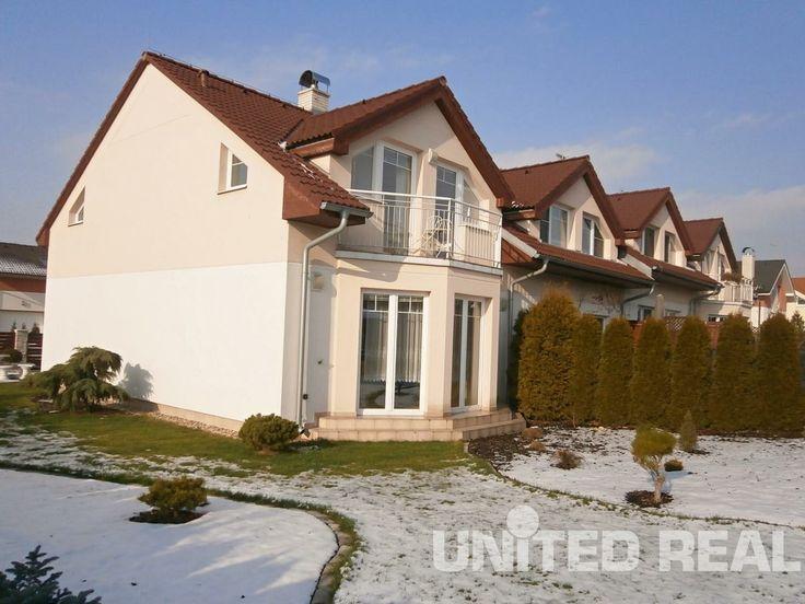 Prodej RD, 4+kk, 170 m2, Bašť, Praha-východ - United Real - reality a nemovitosti, byty, rodinné domy, kanceláře, pozemky