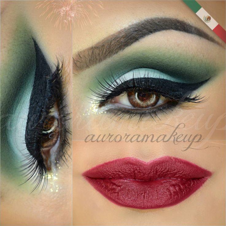 Maquillaje mexicano