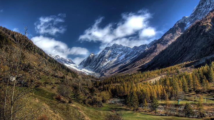 Lotschental - http://www.fullhdwpp.com/nature/landscapes/lotschental/