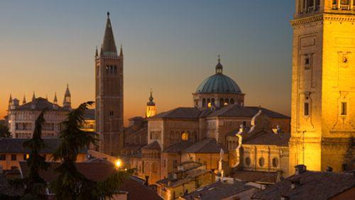 #Parma #skyline La città d'oro - The #golden #city