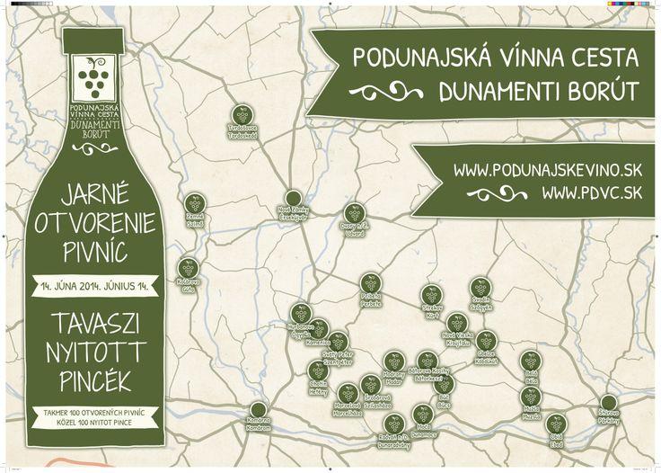 Otvorenie Podunajských Pivníc - 14.06.2014 Opening of Danube Wineries - 14.06.2014