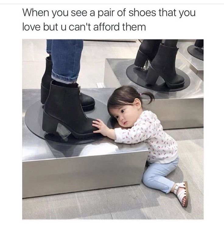 Story of my life. This is why I refuse to go into Von maur. Cutest shoes, but you'd have to receive a small loan of a million dollars from your father to afford a pair.