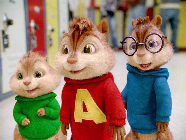 Die 25 besten Alvin and chipmunks movie Ideen auf Pinterest