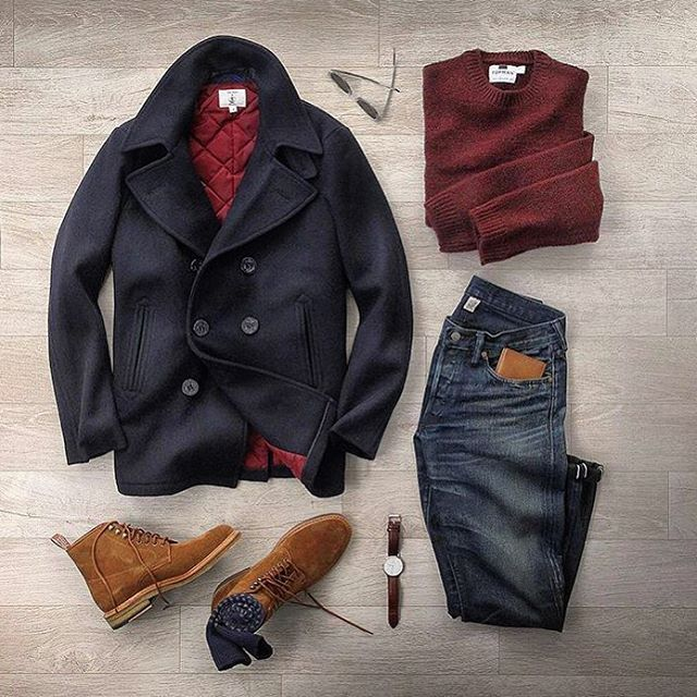 Grid by: @thepacman82  ______________  @thenortherngent for more outfits. #SHARPGRIDS to be featured. TheNorthernGent.com for fashion updates. ______________  or ?