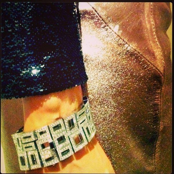Canturi Cubism diamond bracelet by Stefano Canturi