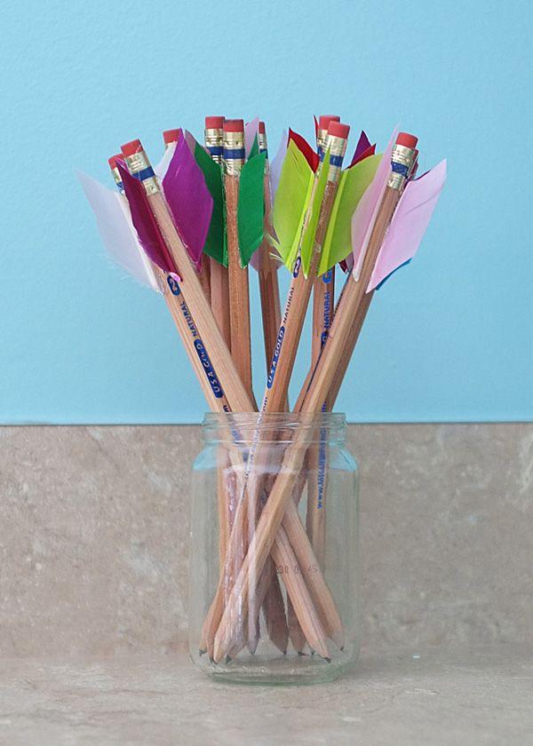 arrow pencil
