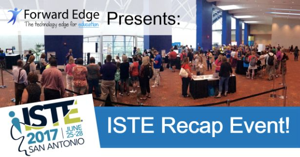 ISTE17 Recap • Talk Tech With Me