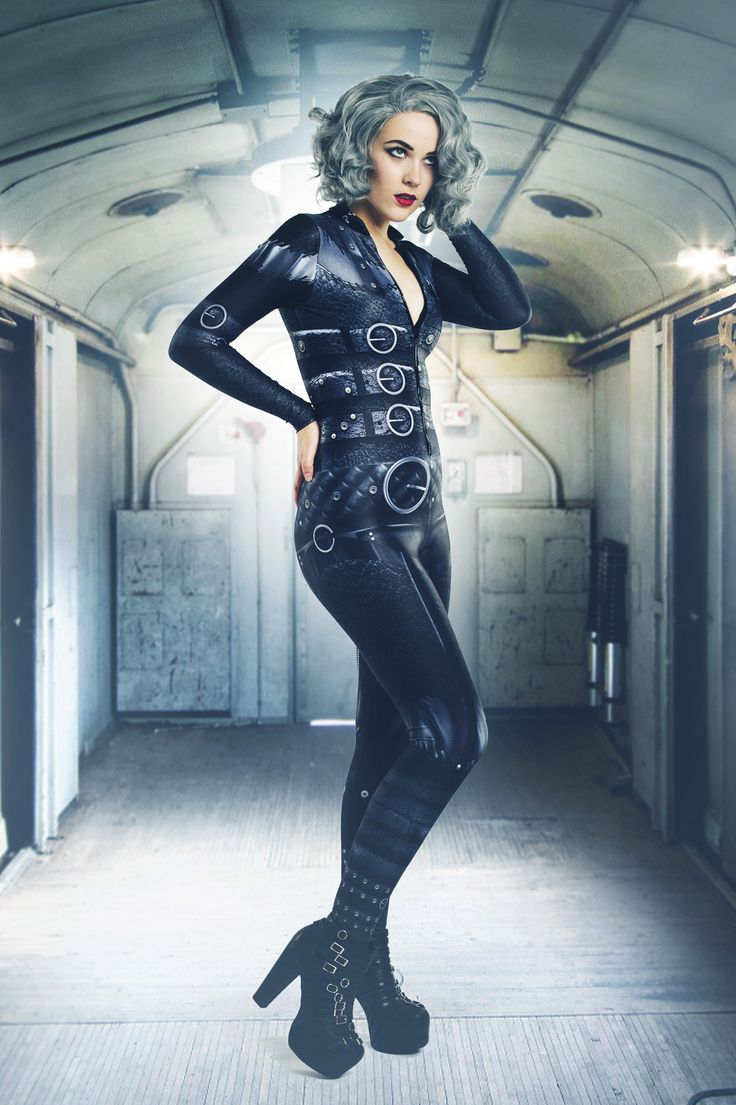 Steampowered Catsuit - $120 AUD