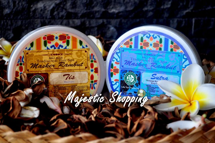 Hair Mask Bali Alus http://majestic-shopping.com/ Instagram: @majestic_shopping