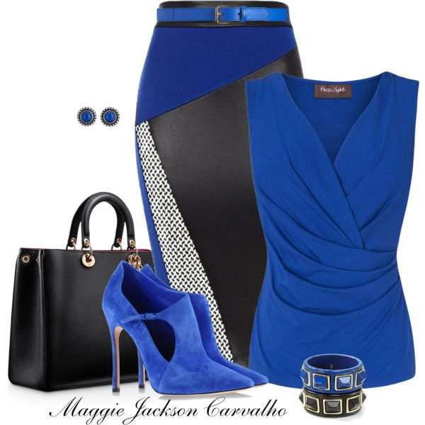"""""""Bright Blue shoes"""" by maggie-jackson-carvalho on Polyvore"""
