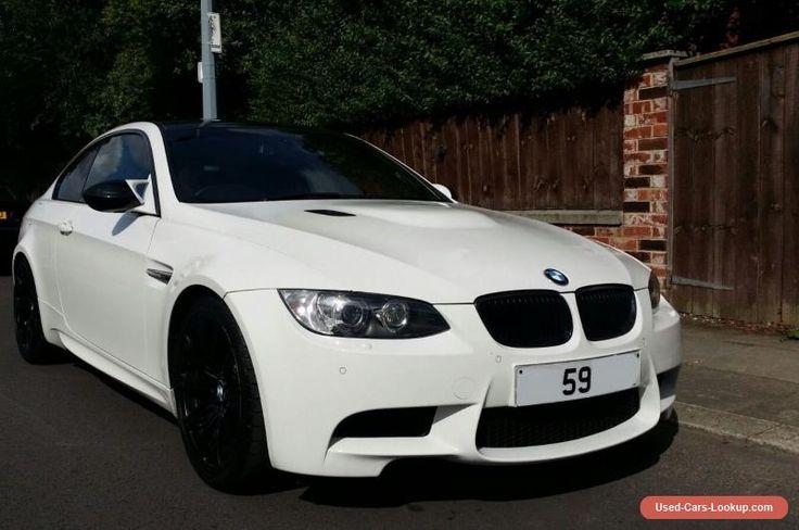 BMW M3 2009 (59) ALPINE EDITION DCT 414 (BHP) #bmw #m3alpine #forsale #unitedkingdom